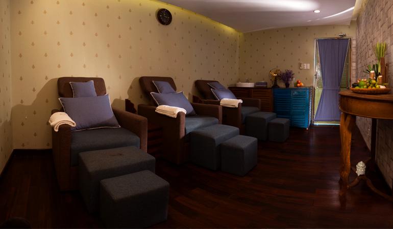 Jolie Salon : Kl spa silverland jolie hotel
