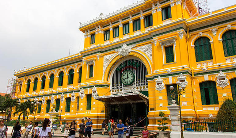 Central Post Office Saigon