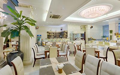 L emotion restaurant coffee silverland central hotel