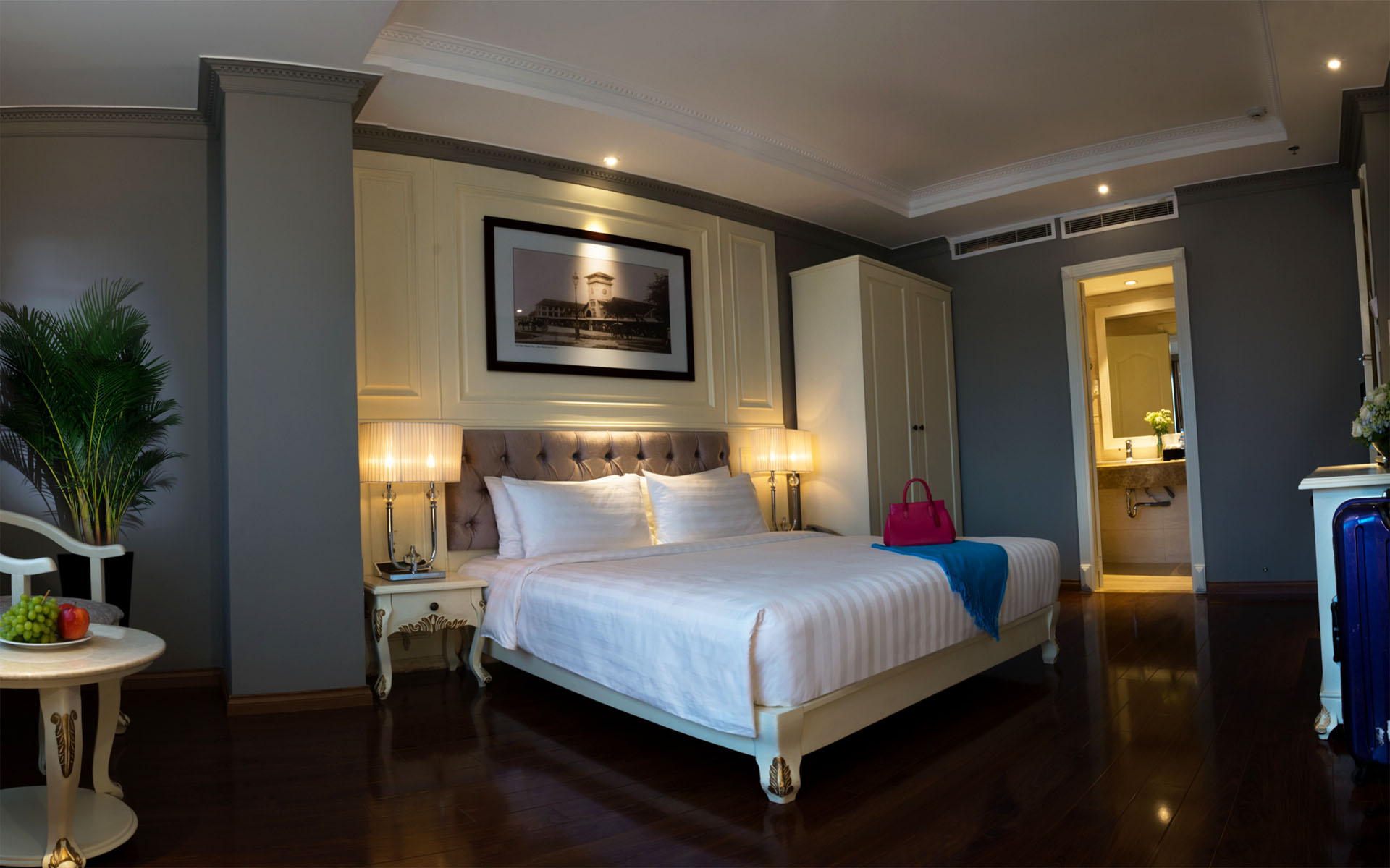EXECUTIVE room with 01 king bed